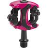 iSSi Flash II - Pedales - rosa/negro